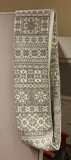 fair isle knitting Crazed Scandinavian Cowl Knitting pattern by WendyKnits Double Knitting Patterns, Fair Isle Knitting Patterns, Knitting Charts, Knitting Stitches, Knit Patterns, Loom Knitting, Free Knitting, Stitch Patterns, Knitting Machine