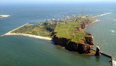 Nordsee: Helgoland