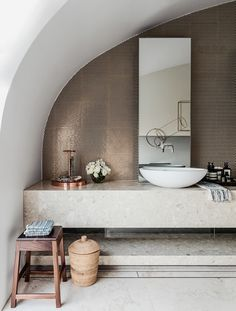 BATH_BODY Australian Interior Design Awards - 2016 Residential Decoration - SJB Interiors…