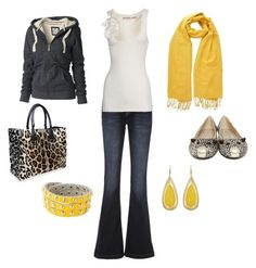 """""""lovely leopard and yellow"""" by htotheb ❤ liked on Polyvore featuring Jane Norman, Fat Face, Juicy Couture, Marc Jacobs, Giuseppe Zanotti, Kendra Scott, Mixit, PASHMINA ART, leopard print and yellow"""