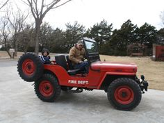 1948 Willys CJ-2A - Photo submitted by Dan Gatlin.