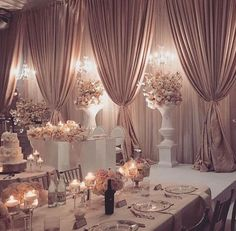 15 Sophisticated Wedding Reception Ideas | Pinterest | Reception ...
