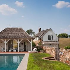 Pool House Home Design Ideas, Pictures, Remodel and Decor