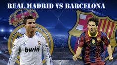 Real Madrid vs. FC Barcelona: checa el lugar, fecha y hora del clásico