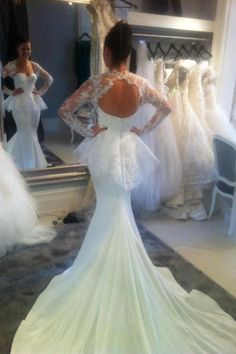 THE  MOST BEAUTIFUL WEDDING DRESSES