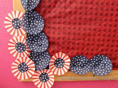Cupcake holders- Mrs. King's Music Room: 14 Unusual and Incredibly Fabulous Bulletin Board Borders