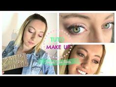 Tutoriel Maquillage Spécial Yeux Verts - YouTube