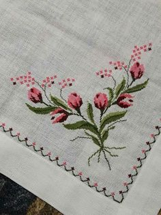 Image gallery – Page 521221356873117008 – Artofit Diy Embroidery Kit, Hand Embroidery Tutorial, Hand Embroidery Stitches, Crewel Embroidery, Hand Embroidery Designs, Embroidery Patterns, Cross Stitch Patterns, Cross Stitch Rose, Brazilian Embroidery
