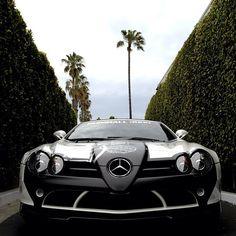 Gumball 3000 - Mercedes Benz SLR