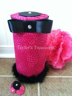 Taylors Treasures   Hot Pink Cheetah by taylorstreasuresinc, $18.99
