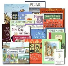 Five in a Row Volume 2 Story Book Bundle with Teacher Books, Your Teacher, Five In A Row, The Row, Little Red Lighthouse, Make Way For Ducklings, Purple Crayon, Foreign Words, Kids Story Books