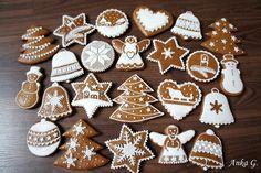 Vianočné medovníčky