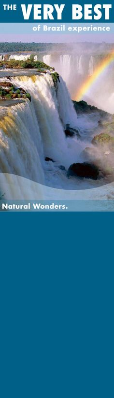 Brazilian Vacation Packages | Vacation Packages - Travel - Package - Brazil Vacations