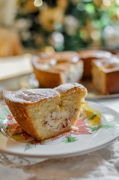 Cream Cake Nua Recipe- from Italy