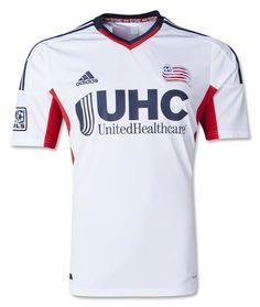 9f3a3977208 New England Revolution 2014 Replica Secondary Soccer Jersey XL