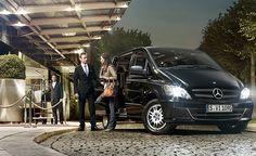 Mercedes viano vip transfer Gdansk