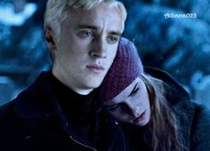 Draco & Hermione / Dramione ---(Harry Potter)--- Winter with Dramione by ~Adiana023 on deviantART