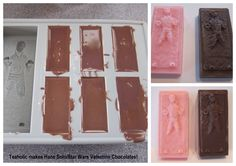 Han Solo in Carbonite, Star Wars Valentine's Day Chocolates