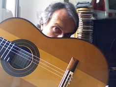 My guitar Andrea Tacchi from Florence