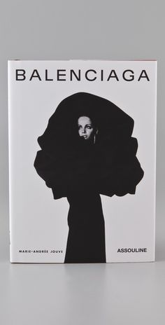 A truly timeless visionary in the world of fashion, Cristobal Balenciaga devoted his entire career to the quest for perfect elegance. In these pages, the results of that quest are laid out in striking photography and a brief history of the label.