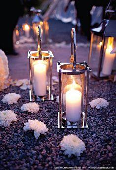 Lanternes / Lumières / Bougies.
