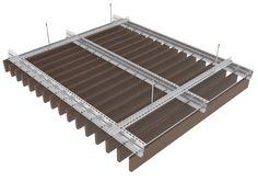 GRILL SİSTEM | Aspen Yapı ve Zemin Acoustic Design, Passive House, Building Systems, Wood Slats, Aspen, Grilling, Washroom, Home Decor, Business