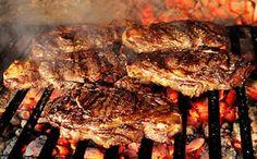 Trucos con carnes a la parrilla : RECETAS MAGICAS DE COCINA