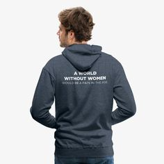 Pray for me my wife is a redhead Men's Premium Hoodie Save The Whales, Save The Elephants, Custom Tank Tops, Custom Shirts, Sweat Shirt, Motivation Poster, Redhead Men, Good Things Take Time, Heather Grey