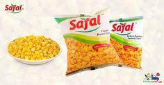 Get Online #Safal #Frozen #Sweet #Corn 1 Kg @ Rs.105.00 on Kiraanastore.