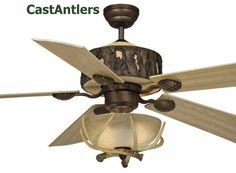 Monte carlo great lodge magnum 66 ceiling fan finish weathered castantlers offers an enormous selection of antler chandeliers antler ceiling fans and many other types of rustic lighting decor always at the lowest mozeypictures Choice Image