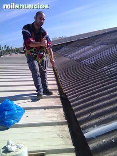 . Cubiertas canales y eliminaci�n de goteras www.montajesdodero.com