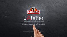 CHARAL /// Application Tactile