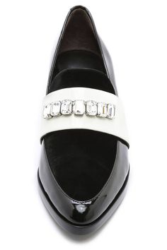 Phillip Lim's Quinn Loafer....This is a bad MoJo! .Love them!