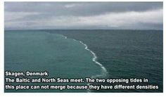 Baltic Sea & North Sea meet