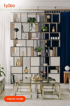 Made-to-measure wall storage in sand particle board - designer and custom-made. Home Living Room, Living Room Designs, Living Room Decor, Bedroom Decor, Furniture Projects, Furniture Plans, Garden Furniture, Outdoor Furniture, Small Furniture