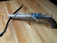 Antique Pistol Crossbow