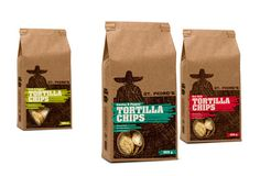 Crunchy Time: 30+ Appetizing Examples of Chips Packaging Designs - Blog of Francesco Mugnai