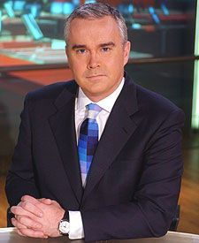 Huw Edwards was born in Bridgend, Wales, into a Welsh-speaking family, and, from the age of four, was brought up in Llangennech, near Llanelli.