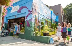 10 Things To See In Asheville, NC For People Who Love Art Downtown Asheville Nc, Love Art, People, Travel, Painting, Trips, Traveling, Painting Art, Paint