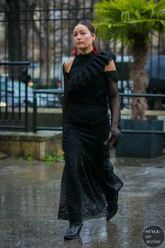 f0336428d996 Paris Fashion Week Fall 2017 Street Style  Rachael Wang