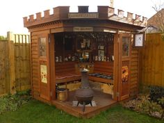 Weird and wonderful nominations for the 2015 Shed of the Year Competition #backyardshed