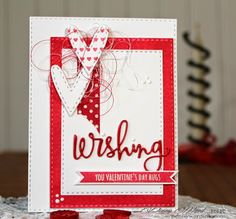 Love this card created by Penny Ward using brand new Simon Says Stamp Exclusives.