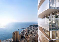 Conheça o apartamento mais caro do mundo avaliado em 475 milhões de dólares em Mônaco! odeon10