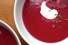 Simple and delicious Beetroot Soup. Free from gluten, grains, dairy, egg and refined sugar. Enjoy.