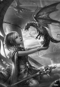 Begin) companions phyllis & vydra dragons dragones, criatura Dragon Girl, Baby Dragon, Red Dragon, Fiery Dragon, Dragon Egg, Silver Dragon, Magical Creatures, Fantasy Creatures, Dragons