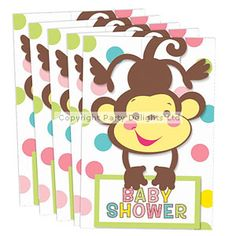 Fisher Price Baby ShowerBaby Shower Invites - Party Invitation Cards