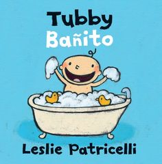 It's time for a bath! Whee! And Baby obliges, playing with bubbles and letting Mommy wash that single hair. And what would tubby time be without running away naked and shiny-clean, only to be scooped up and tickled? Now available in a Spanish-English dual language edition! 9780763693169 / 0-3 yrs