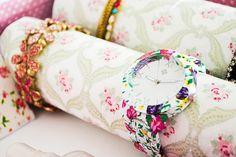 Craft A Doodle Doo-Super Pretty Bracelet & Watch Storage! #organization #inspiration #bracelet