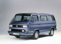 VW Caravelle Carat Multivan - 1984