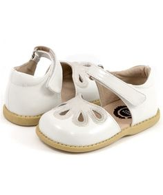 = Great match to Matilda Jane Clothing, Well Dressed Wolf, Sweet Honey and so many other boutique brands! Toddler Shoes, Kid Shoes, Girls Shoes, Baby Shoes, Doll Shoes, Toddler Girls, White Leather Shoes, White Shoes, Patent Leather